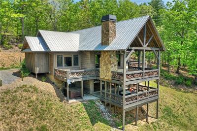 Fannin County Single Family Home For Sale: 1965 Briar Cove Road