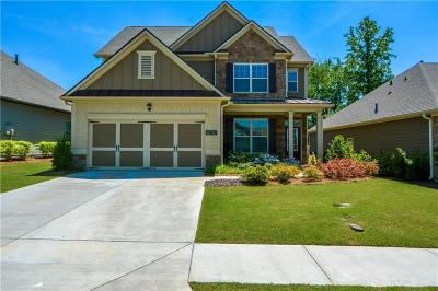 Flowery Branch Single Family Home For Sale: 6742 Birch Bark Way