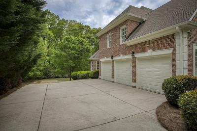 Milton Single Family Home For Sale: 1485 Rolling Links Drive