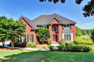 Alpharetta Single Family Home For Sale: 415 Autry Mill Circle