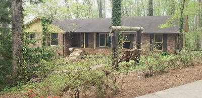 Bremen Single Family Home For Sale: 1377 Shedd Road