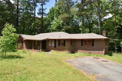 Kennesaw Single Family Home For Sale: 2947 Jim Owens Road NW