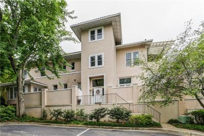 Druid Hills Condo/Townhouse For Sale: 6 Lullwater Estate NE #6