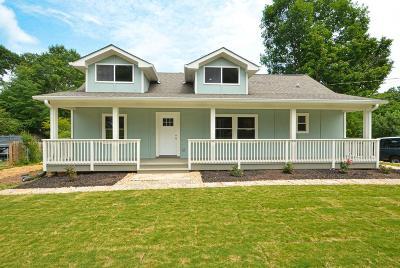 Tucker Single Family Home For Sale: 4852 Chamblee Tucker Road