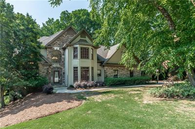Johns Creek Single Family Home For Sale: 175 E Meadows Court