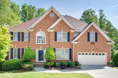 Lawrenceville Single Family Home For Sale: 1192 Oakhurst Trail
