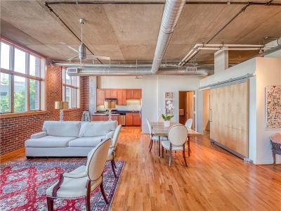 Old Fourth Ward Condo/Townhouse For Sale: 640 Glen Iris Drive NE #411