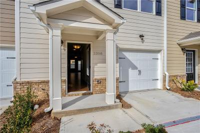 Gainesville Condo/Townhouse For Sale: 2212 NE Sandridge Commons Lane #3L