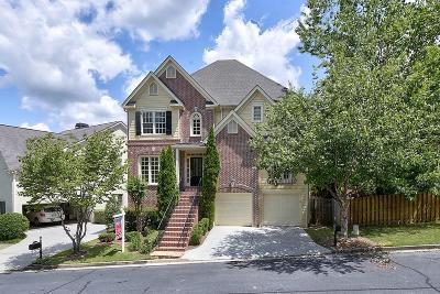 Brookhaven Single Family Home For Sale: 2553 Haberfield Court