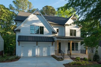 Brookhaven Single Family Home For Sale: 1899 Dresden Drive NE