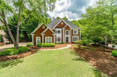 Johns Creek Single Family Home For Sale: 10675 Oxford Mill Circle
