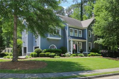Dekalb County Single Family Home For Sale: 1143 Sheridan Court NE