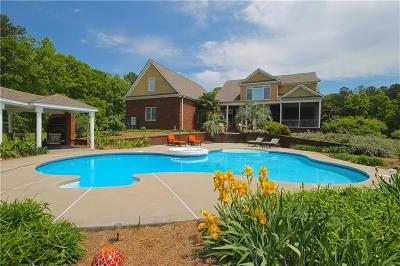 Fayette County Single Family Home For Sale: 537 Grant Road