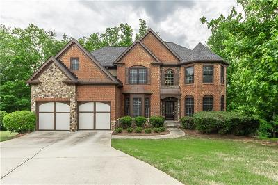 Lawrenceville Single Family Home For Sale: 1871 Sever Creek Circle