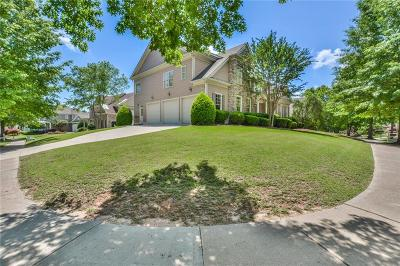 Suwanee Single Family Home For Sale: 5147 Dovecote Trail
