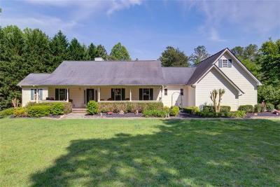 Cumming Single Family Home For Sale: 112 Jason Lane