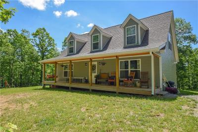 Rockmart Single Family Home For Sale: 945 Paris Mountain Road
