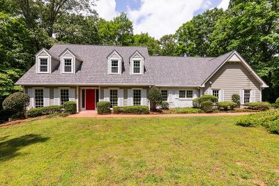 Sandy Springs Single Family Home For Sale: 8930 Wedgeway