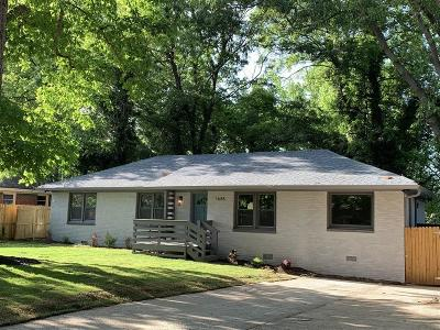 Decatur Single Family Home For Sale: 1685 Valencia Road