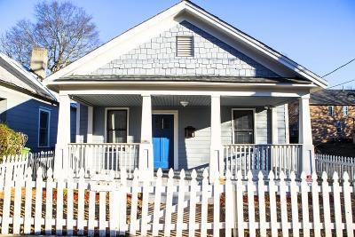 Summerhill Single Family Home For Sale: 30 Ormond Street SE