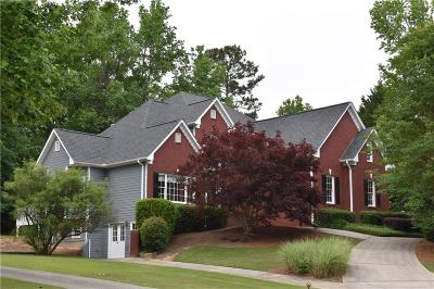 Buford Single Family Home For Sale: 3305 Lake Seminole Place