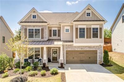 Woodstock Single Family Home For Sale: 1806 Grand Oaks Drive