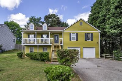 Alpharetta Single Family Home For Sale: 10670 Bridgemor Drive