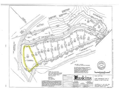 Canton Residential Lots & Land For Sale: 100 Sunset Peak Court