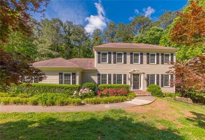Lawrenceville Single Family Home For Sale: 2780 Jo Beth Drive