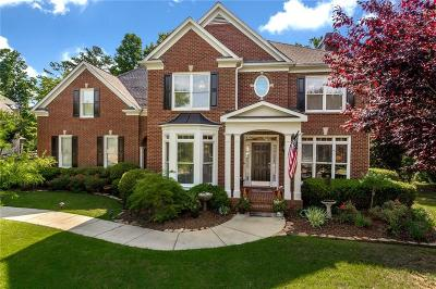 Woodstock Single Family Home For Sale: 628 Devon Brooke Drive