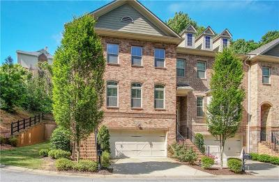 Sandy Springs Condo/Townhouse For Sale: 1225 Apperley Place