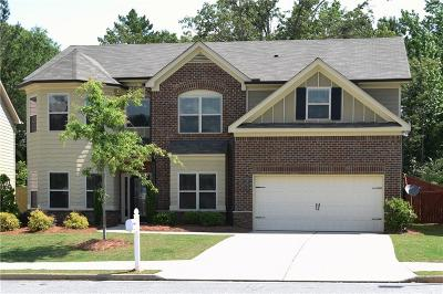 Buford Single Family Home For Sale: 4299 Two Bridge Drive