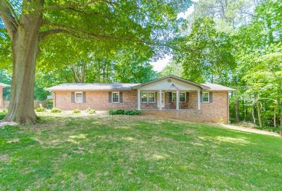 Acworth Single Family Home For Sale: 2887 Baker Road