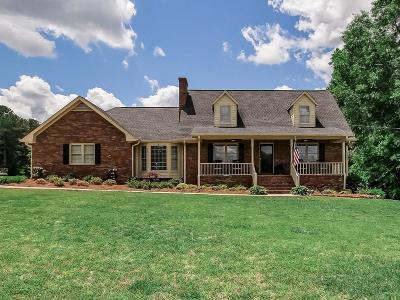 Buford Single Family Home For Sale: 2784 Old Thompson Mill Road