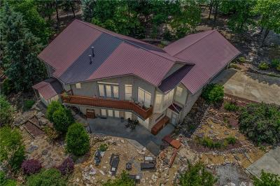 Waleska Single Family Home For Sale: 185 Mountain Top Road
