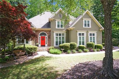 Woodstock Single Family Home For Sale: 1057 Avery Creek Drive