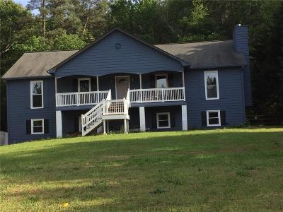 Powder Springs Single Family Home For Sale: 106 Courtland Circle