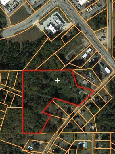 Douglas County Residential Lots & Land For Sale: 2803 Lake Monroe Road