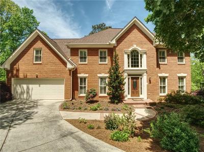 Marietta Single Family Home For Sale: 1505 Dansford Court N