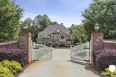 Milton Single Family Home For Sale: 15335 Tullgean Drive