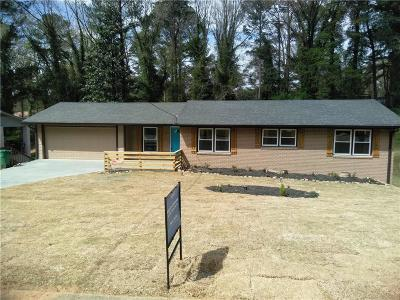Decatur Single Family Home For Sale: 2173 Rosewood Road