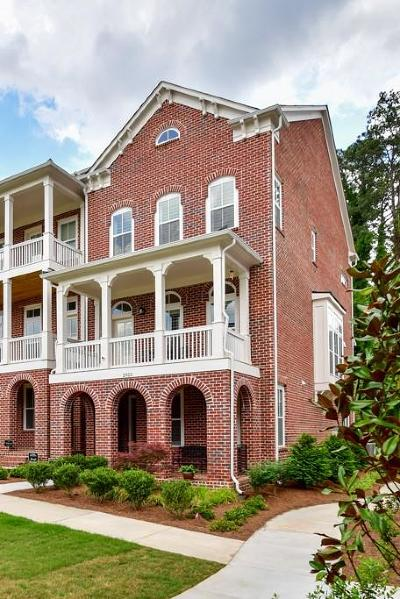 Decatur Condo/Townhouse For Sale: 2022 Attell Way