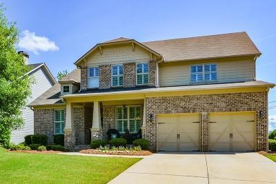 Woodstock Single Family Home For Sale: 127 Johnston Farm Lane
