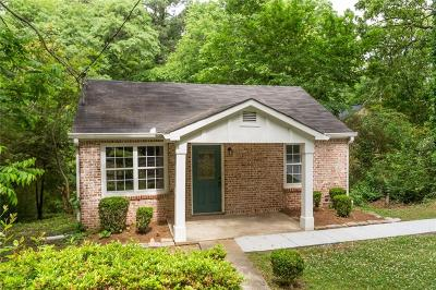College Park Single Family Home For Sale: 3261 Lowndes Street