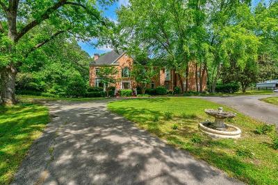 Woodstock Single Family Home For Sale: 3070 Batesville Road