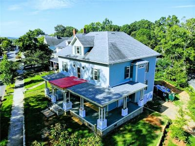 Rome Single Family Home For Sale: 2 Coral Avenue SW