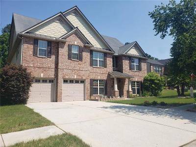 Loganville Single Family Home For Sale: 680 Langley Farms