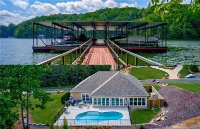 Barrow County, Forsyth County, Gwinnett County, Hall County, Newton County, Walton County Single Family Home For Sale: 7110 Biscayne Drive