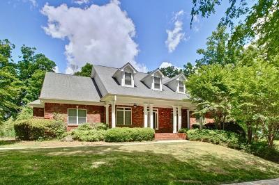 Newton County Single Family Home For Sale: 140 Wesleyan Way