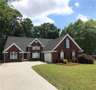 Dacula GA Single Family Home For Sale: $259,900